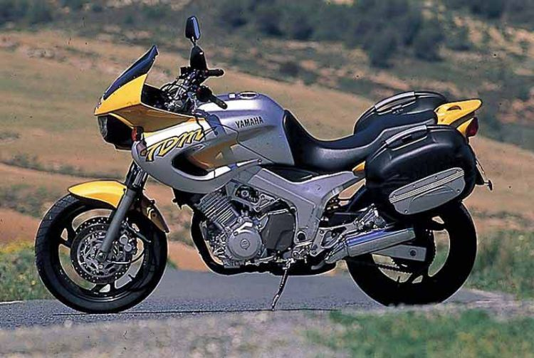 Yamaha tdm 850 инструкция
