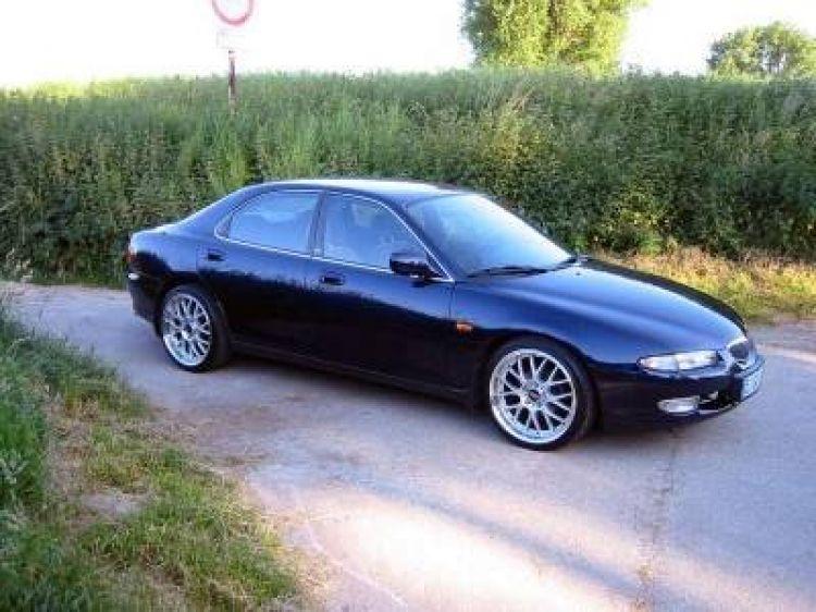 В релизе собрана информация по Mazda Xedos 6. Руководство пользователя